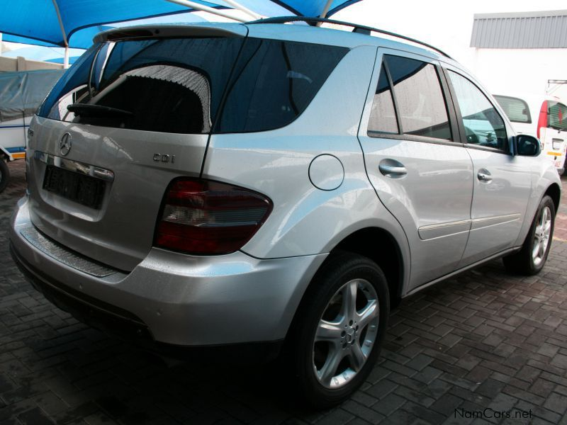 Used mercedes benz ml 320 cdi a t 2006 ml 320 cdi a t for Mercedes benz ml320 cdi