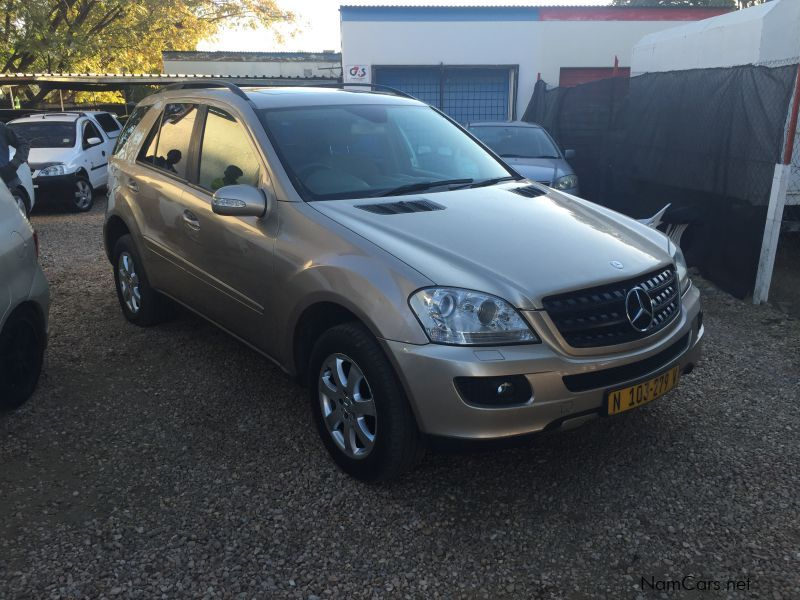 Used mercedes benz ml 350 2006 ml 350 for sale for Mercedes benz m350 price