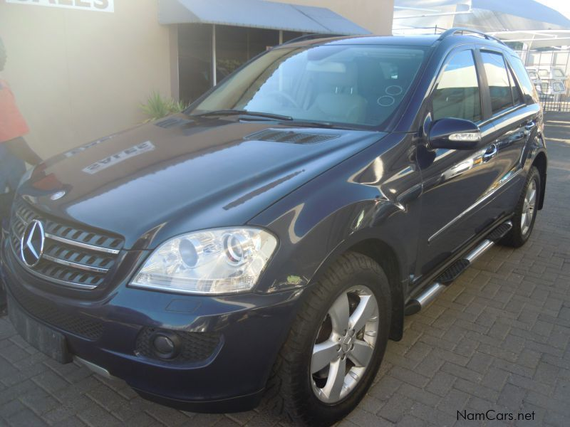 used mercedes benz ml 500 a t 2006 ml 500 a t for sale. Black Bedroom Furniture Sets. Home Design Ideas