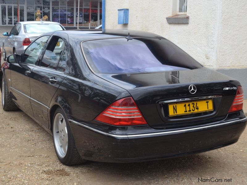 Used mercedes benz s320 amg 2006 s320 amg for sale for Mercedes benz for sale used