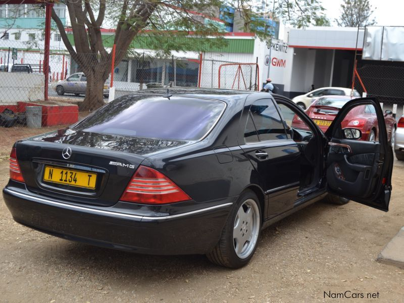 Used Mercedes Benz S320 Amg 2006 S320 Amg For Sale