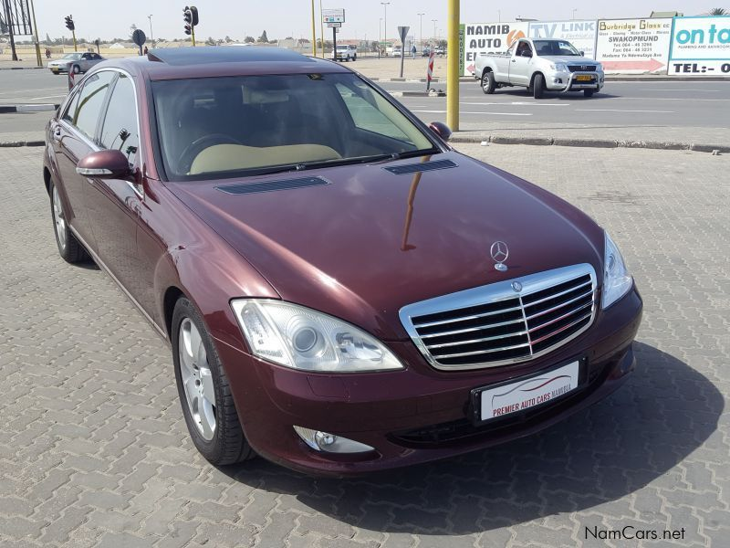 Used mercedes benz s500 v8 2006 s500 v8 for sale for Mercedes benz s500 for sale