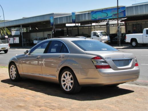 used mercedes benz s550 2006 s550 for sale windhoek mercedes benz s550 sales mercedes benz. Black Bedroom Furniture Sets. Home Design Ideas