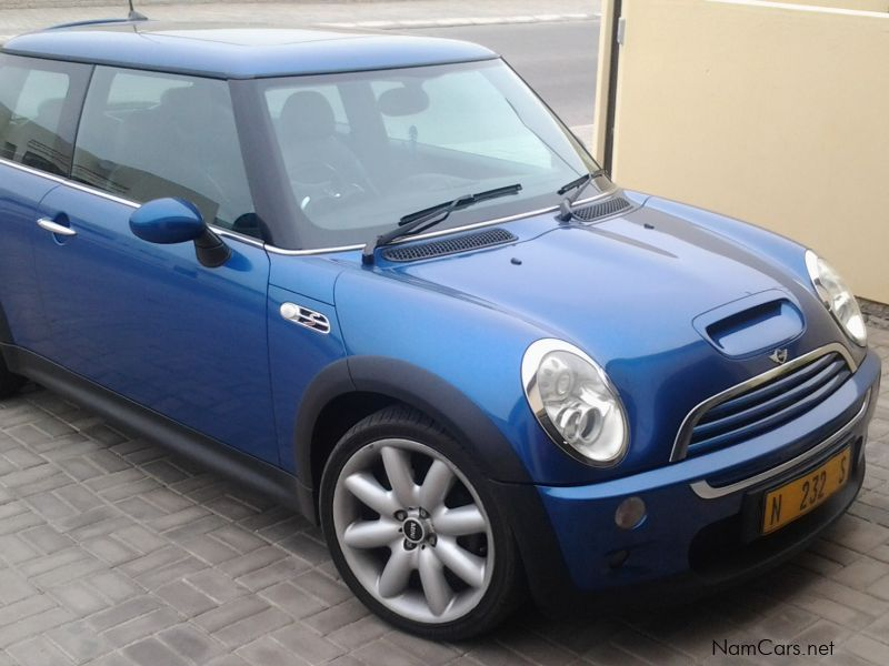 used mini cooper s 1 6 supercharger 2006 cooper s 1 6 supercharger for sale swakopmund mini. Black Bedroom Furniture Sets. Home Design Ideas