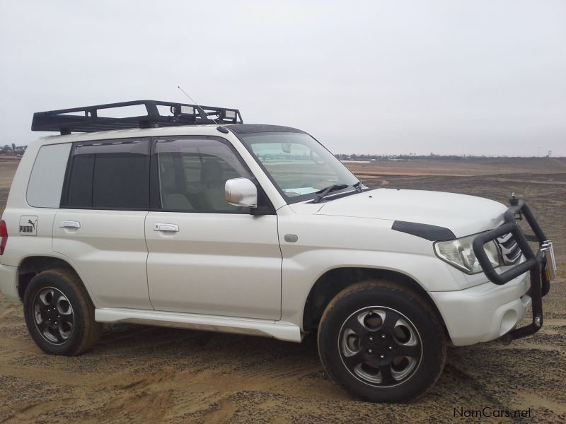 used mitsubishi pajero 2006 pajero for sale walvis bay. Black Bedroom Furniture Sets. Home Design Ideas