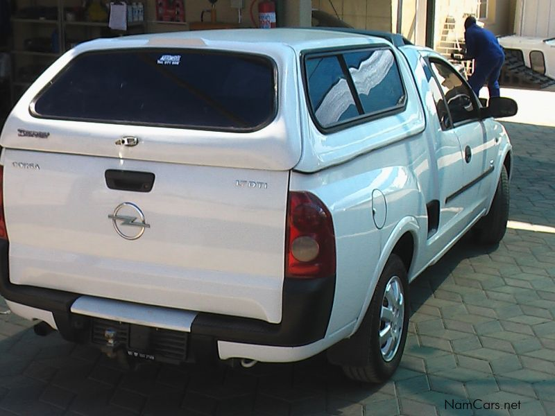 used opel corsa utility 1 7 dti sport 2006 corsa utility 1 7 dti sport for sale windhoek. Black Bedroom Furniture Sets. Home Design Ideas