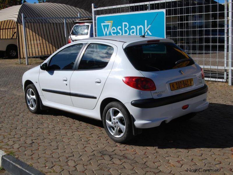 Used Peugeot 206 1 6 Xt