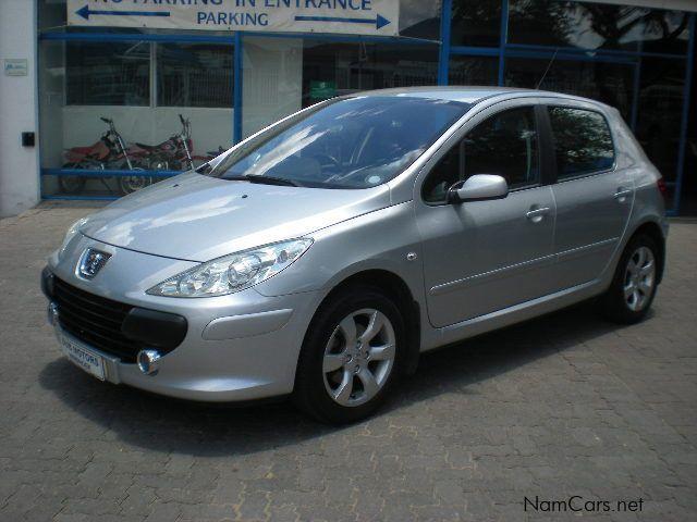 Used Peugeot 307 2 0 Xs 2006 307 2 0 Xs For Sale Windhoek Peugeot 307 2 0 Xs Sales Peugeot