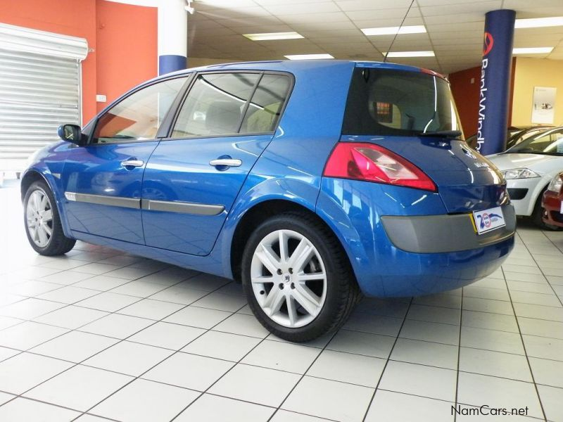 Used Renault Megane Ll 1 9 Dci Dynamique 2006 Megane Ll 1 9 Dci Dynamique For Sale Windhoek