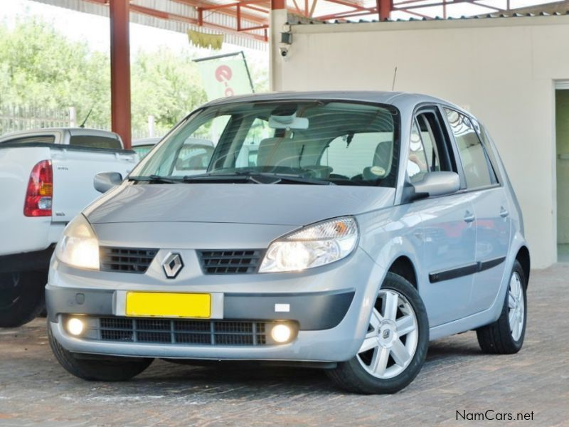 used renault scenic 2006 scenic for sale windhoek renault scenic sales renault scenic. Black Bedroom Furniture Sets. Home Design Ideas