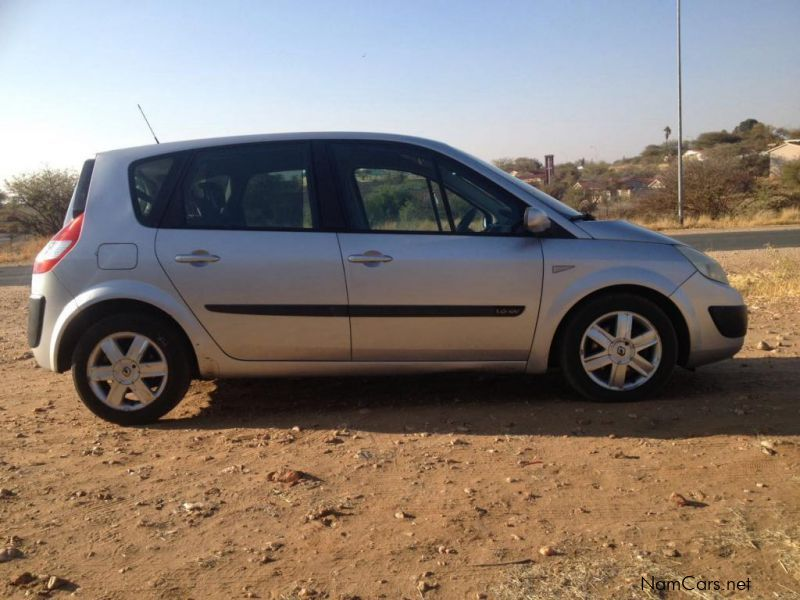 used renault scenic ii expression 1 6 2006 scenic ii. Black Bedroom Furniture Sets. Home Design Ideas