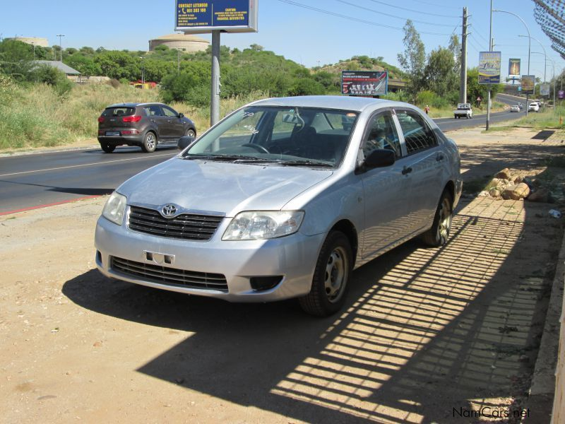 used toyota corolla vvti 2006 corolla vvti for sale windhoek toyota corolla vvti sales. Black Bedroom Furniture Sets. Home Design Ideas