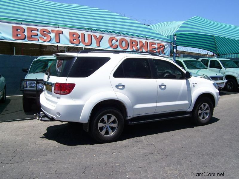 used toyota fortuner 4 0 v6 auto 7 seater 4x4 2006