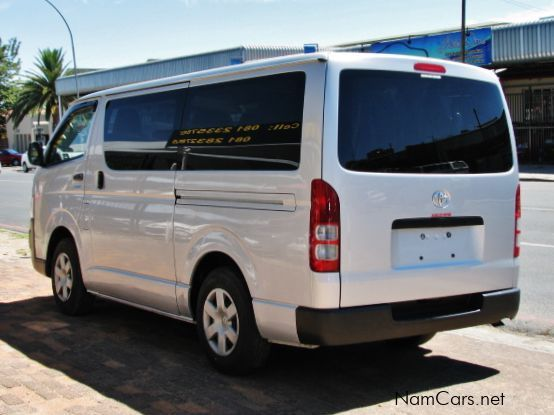 used toyota quantum diesel 13 seaters 2006 quantum diesel 13 seaters for sale windhoek. Black Bedroom Furniture Sets. Home Design Ideas