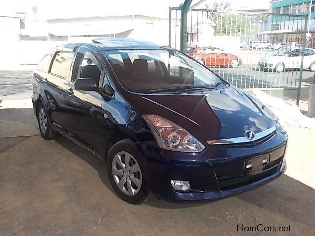 used toyota wish 7 seater 2006 wish 7 seater for sale. Black Bedroom Furniture Sets. Home Design Ideas