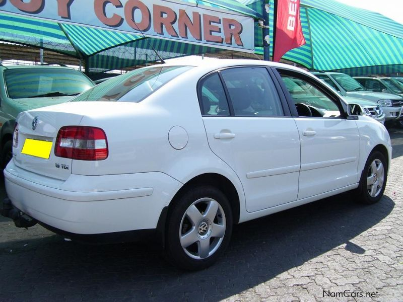 used volkswagen polo classic 1 9 tdi h l 2006 polo classic 1 9 tdi h l for sale windhoek. Black Bedroom Furniture Sets. Home Design Ideas