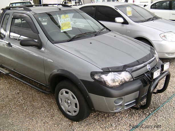 Used Fiat Strada 1 4i Adventure