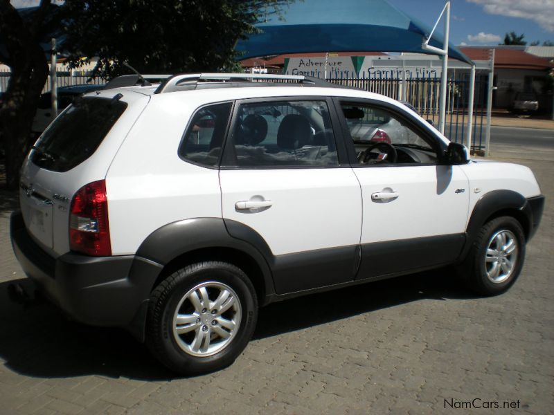 used hyundai tucson 2 0 crdi awd a t 2007 tucson 2 0 crdi awd a t for sale windhoek hyundai. Black Bedroom Furniture Sets. Home Design Ideas