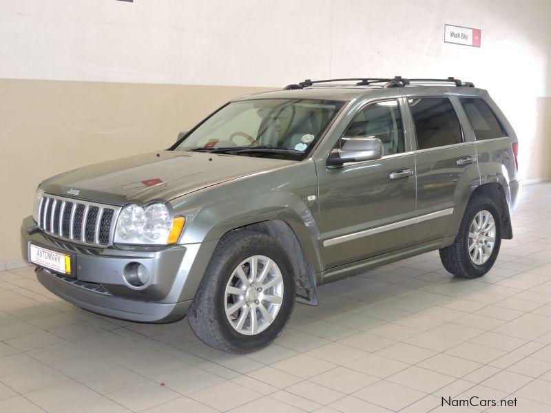 used jeep grand cherokee overland 2007 grand cherokee overland for sale walvis bay jeep. Black Bedroom Furniture Sets. Home Design Ideas