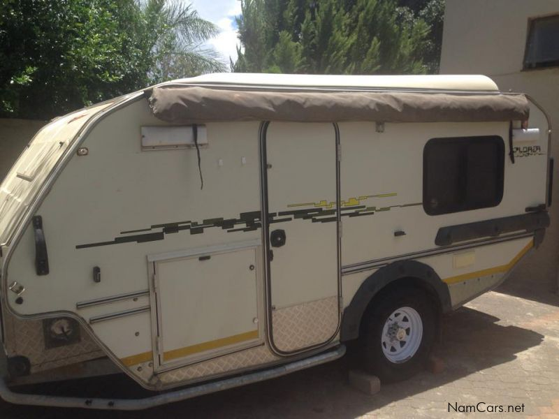 Awesome Caravans  2008 Jurgens Xplorer 4x4 Off Road Caravan Was Listed For R179900