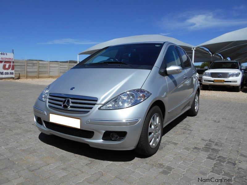 used mercedes benz a class a 170 a t 2007 a class a 170 a t for sale windhoek mercedes benz. Black Bedroom Furniture Sets. Home Design Ideas