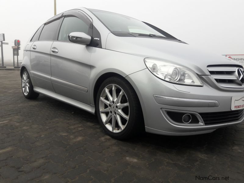 used mercedes benz b170 2007 b170 for sale swakopmund mercedes benz b170 sales mercedes. Black Bedroom Furniture Sets. Home Design Ideas