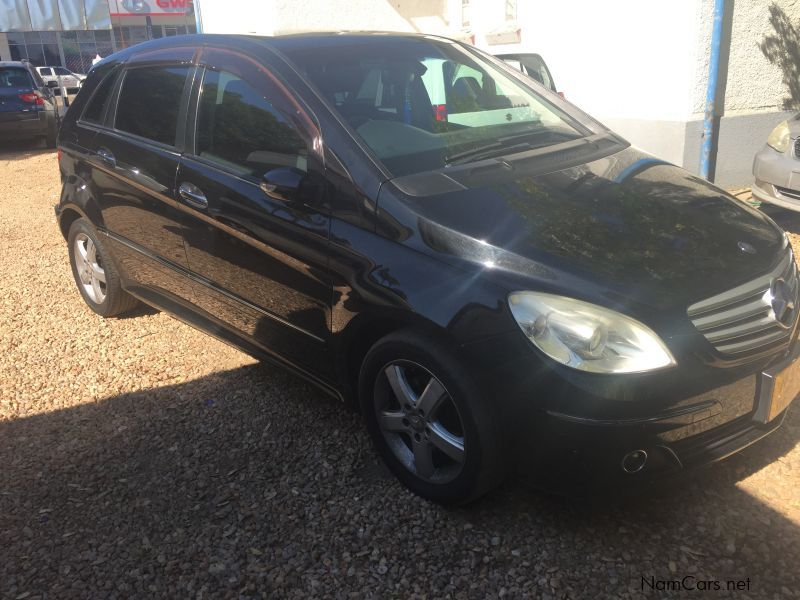 used mercedes benz b170 2007 b170 for sale windhoek mercedes benz b170 sales mercedes benz. Black Bedroom Furniture Sets. Home Design Ideas