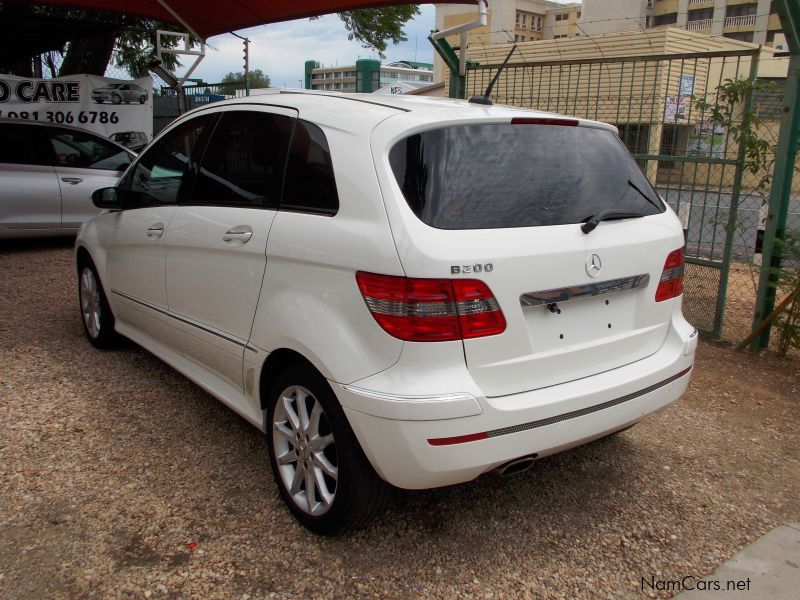 used mercedes benz b200 2007 b200 for sale windhoek mercedes benz b200 sales mercedes benz. Black Bedroom Furniture Sets. Home Design Ideas