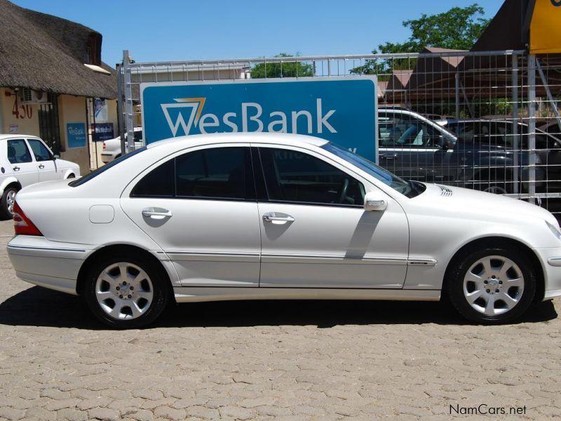 Used Mercedes Benz C180 Compresor 2007 C180 Compresor For Sale Windhoek Mercedes Benz C180