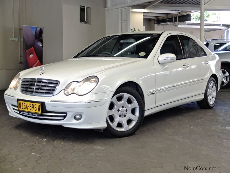 used mercedes benz c180 kompressor 2007 c180 kompressor for sale windhoek mercedes benz c180. Black Bedroom Furniture Sets. Home Design Ideas