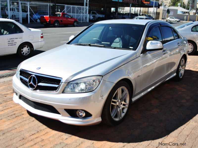 used mercedes benz c300 2007 c300 for sale windhoek. Black Bedroom Furniture Sets. Home Design Ideas