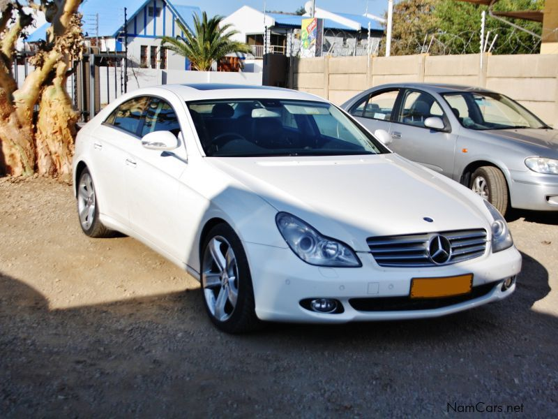 Used mercedes benz cls 350 2007 cls 350 for sale for Cls mercedes benz for sale