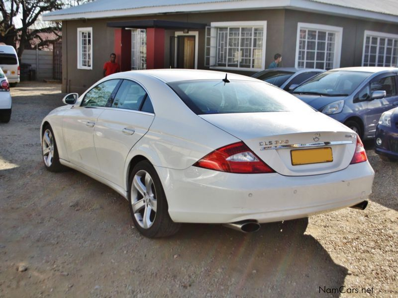 used mercedes benz cls 350 2007 cls 350 for sale windhoek mercedes benz cls 350 sales. Black Bedroom Furniture Sets. Home Design Ideas