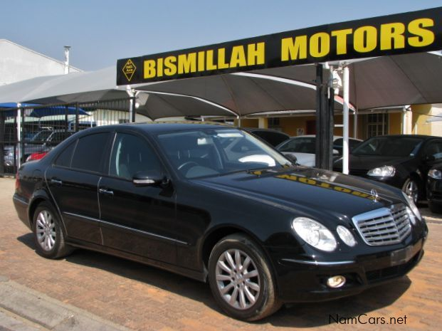Used mercedes benz e300 2007 e300 for sale windhoek for Mercedes benz e300 for sale