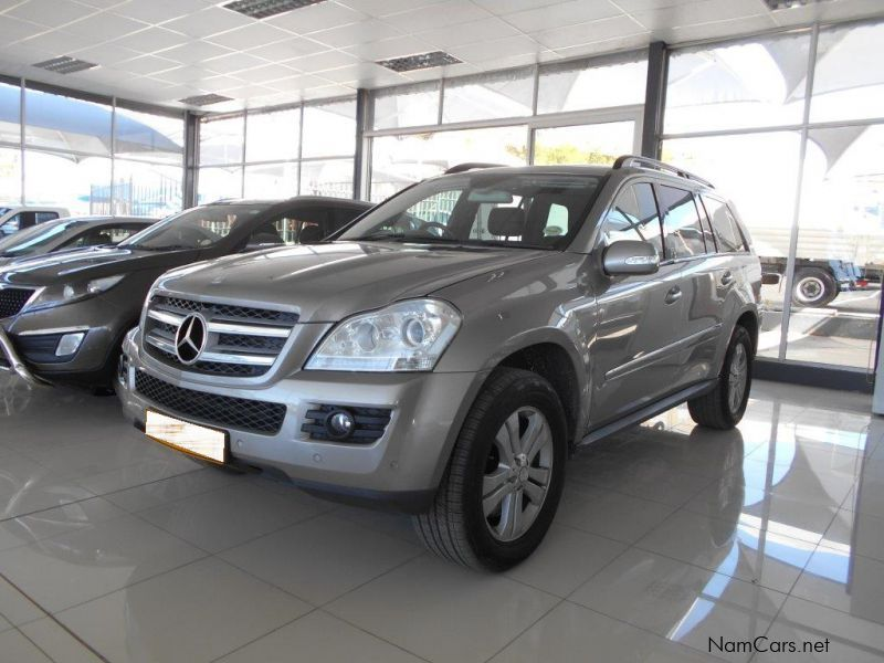 Used mercedes benz gl 320 cdi 2007 gl 320 cdi for sale for Mercedes benz gl320 cdi