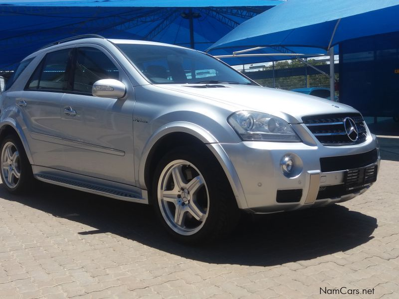 Used mercedes benz ml 63 amg 2007 ml 63 amg for sale for Mercedes benz amg used
