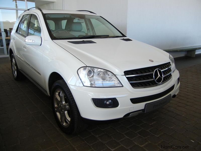 Used mercedes benz ml500 2007 ml500 for sale windhoek for 2017 mercedes benz ml500 price
