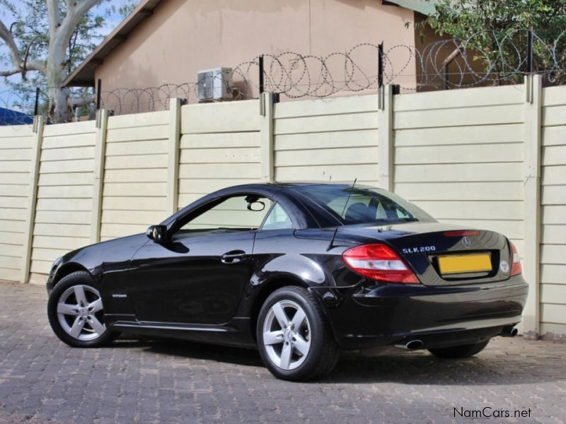 used mercedes benz slk 200 kompressor 2007 slk 200. Black Bedroom Furniture Sets. Home Design Ideas