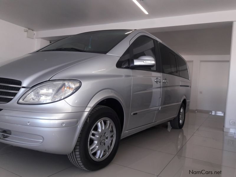 used mercedes benz viano 2007 viano for sale swakopmund mercedes benz viano sales mercedes. Black Bedroom Furniture Sets. Home Design Ideas