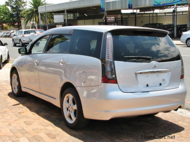 used mitsubishi grandis 2007 grandis for sale windhoek mitsubishi grandis sales mitsubishi. Black Bedroom Furniture Sets. Home Design Ideas