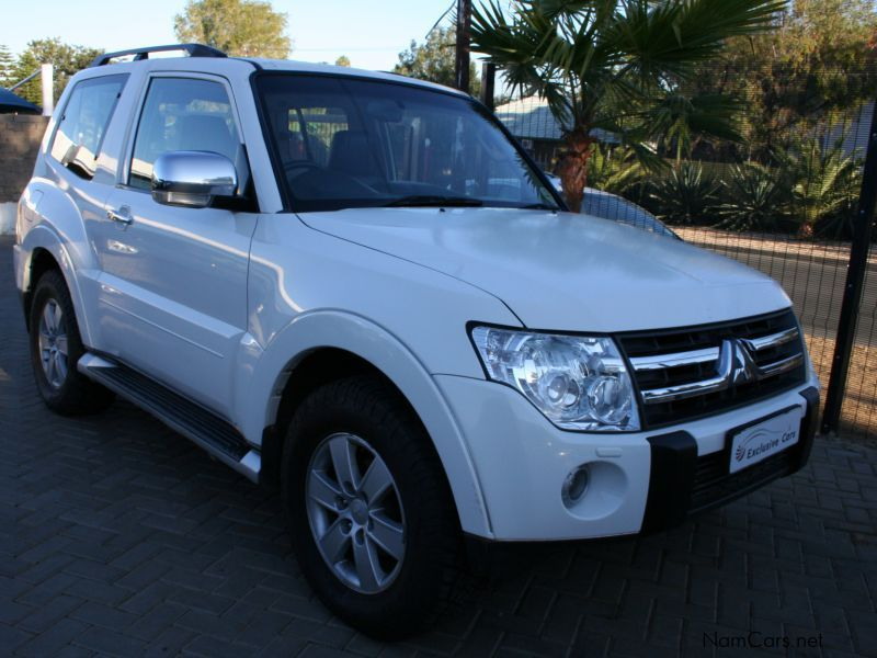 used mitsubishi pajero 3 2 did a t 4x4 3 door 2007 pajero 3 2 did a t 4x4 3 door for sale. Black Bedroom Furniture Sets. Home Design Ideas