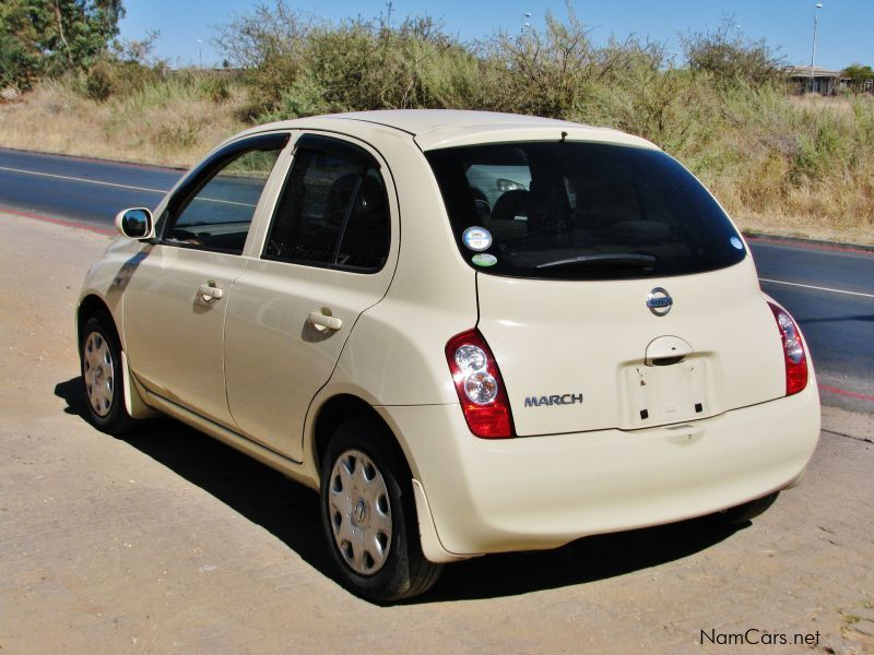 used nissan march 2007 march for sale windhoek nissan march sales nissan march price n. Black Bedroom Furniture Sets. Home Design Ideas