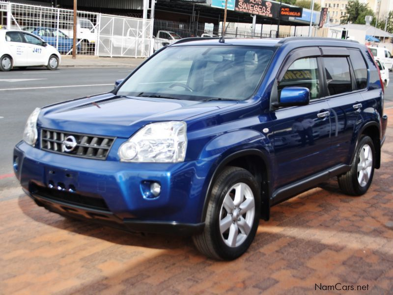 used nissan x trail 4x4 manual 2007 x trail 4x4 manual for sale windhoek nissan x trail. Black Bedroom Furniture Sets. Home Design Ideas