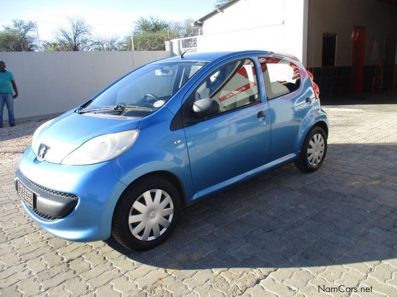 Used Peugeot 107 | 2007 107 for sale | Okahandja Peugeot 107 sales ...