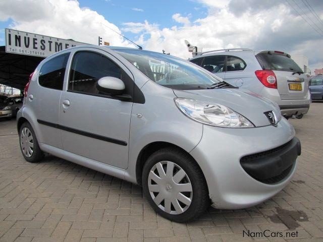 Used Peugeot 107 | 2007 107 for sale | Windhoek Peugeot 107 sales ...