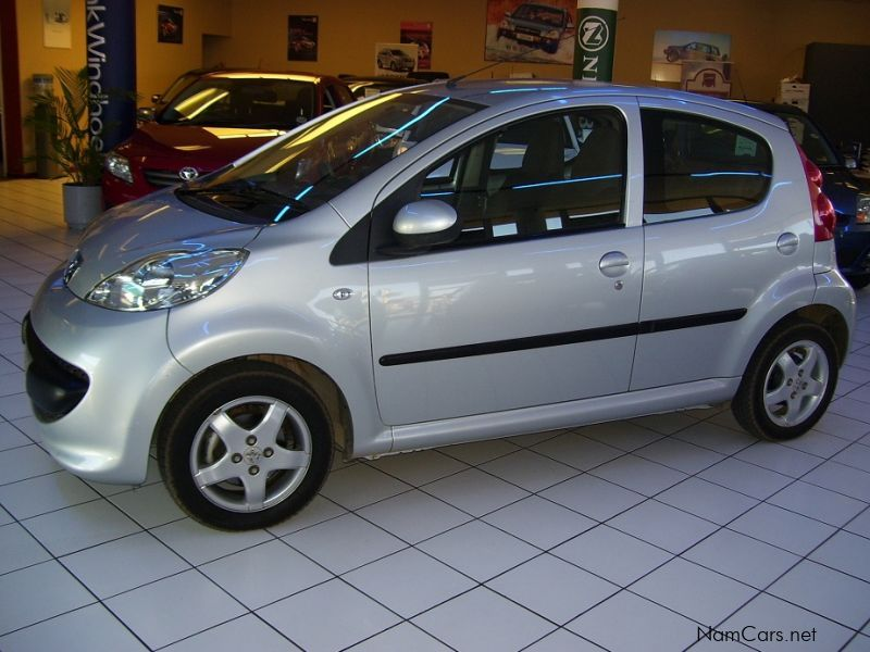 Used Peugeot 107 XT X-LINE | 2007 107 XT X-LINE for sale | Windhoek ...