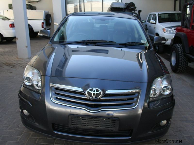 2007 Forester Xt For Sale >> Used Toyota Avensis 2.0 Advanced manual local | 2007 Avensis 2.0 Advanced manual local for sale ...