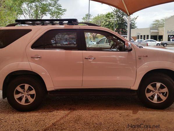 Used Toyota Fortuner 2007 Fortuner For Sale Windhoek
