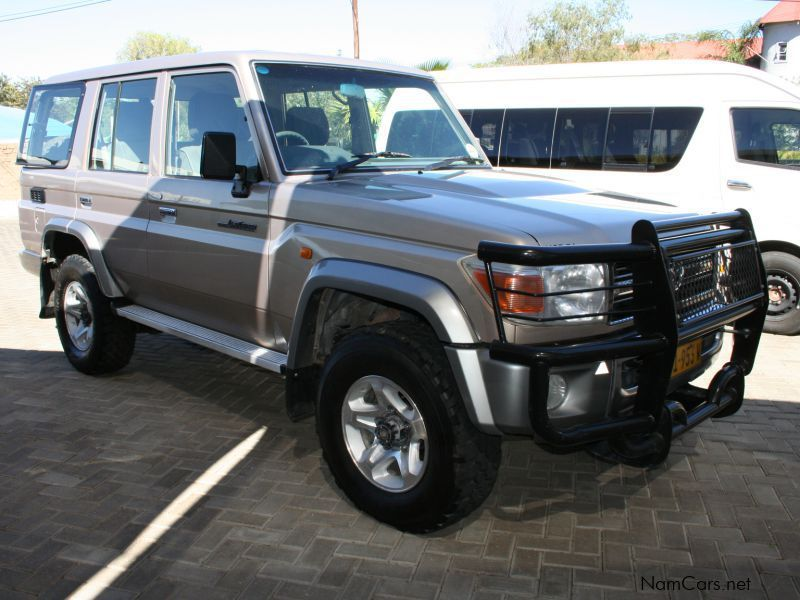 Used Toyota Landcruiser 4 2 Sw Diesel Manual 4x4 2007 Landcruiser 4 2 Sw Diesel Manual 4x4 For