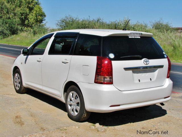 Used Toyota Wish 2007 Wish For Sale Windhoek Toyota